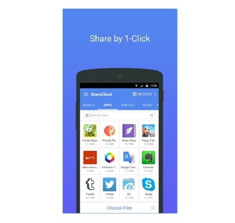 Apps para compartir tus archivos sin problemas | Social media, recursos, ideas, herramientas | Scoop.it