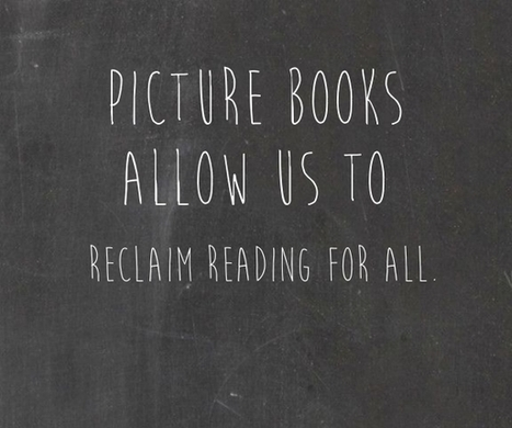 Picture Books in the Middle School   Reading and literacy   Scoop.it