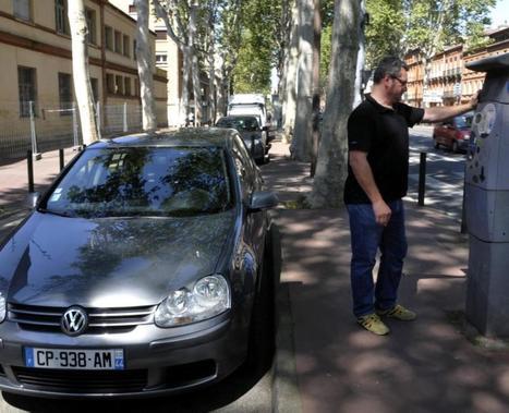 Stationnement gratuit en centre-ville : c'est parti jusqu'au 15 août | Toulouse La Ville Rose | Scoop.it