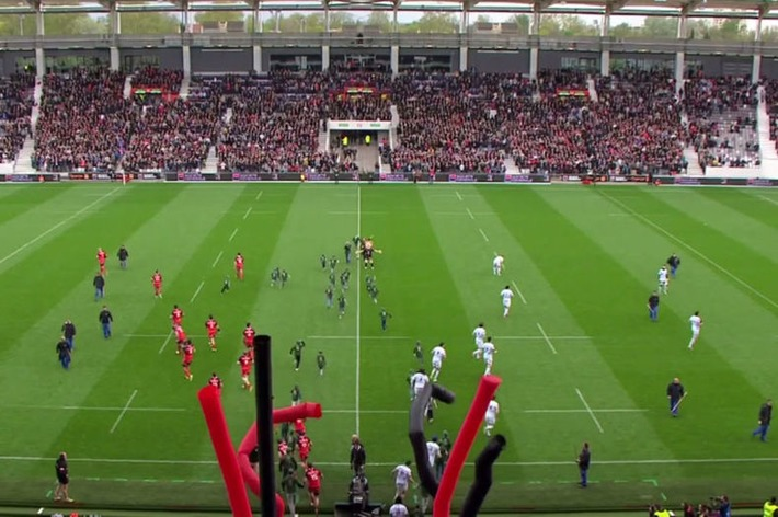 Le stade connecté, élément-clé de la stratégie marketing du Stade Toulousain | Internet du Futur | Scoop.it