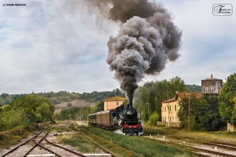 The 2014 calendar of the nature train in Tuscany | Italia Mia | Scoop.it