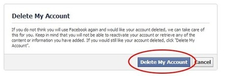 How to delete facebook permanently account? | How to delete my account ? | Scoop.it