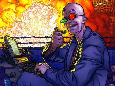 The Essential Cyberpunk Reading List | Peer2Politics | Scoop.it