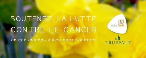 Opération solidaire : les blogueurs pour Curie – avec Truffaut