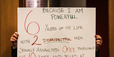 ASSAULT: How 1 Sexual Assault Victim Helped 400 Others Find A Voice | > Violence | Scoop.it