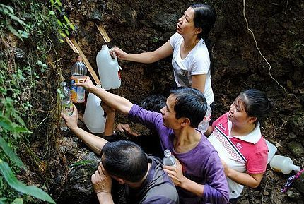 'Holy Spring' causes outbreak of  diarrhoea | Quite Interesting News | Scoop.it