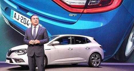 Renault-Nissan : Carlos Ghosn convoque un conseil d'administration extraordinaire | Banking, Finance & Economics | Scoop.it