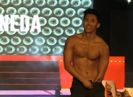 Enzo Pineda's Cosmo Bachelor Bash Boo Boo | Philippine Entertainment | Scoop.it