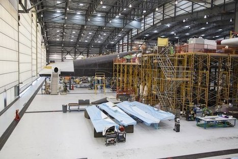 Inside Stratolaunch | The Space Review | The NewSpace Daily | Scoop.it