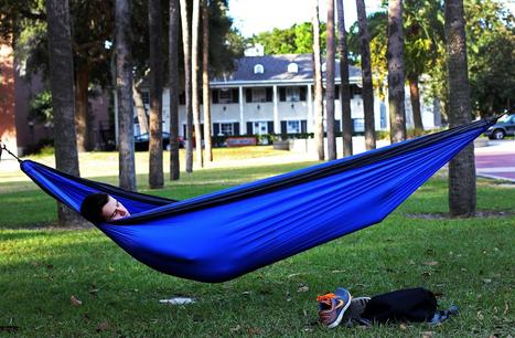 At Some Colleges, It's OK If You're Caught Taking a Nap - NBC News | Kickin' Kickers | Scoop.it