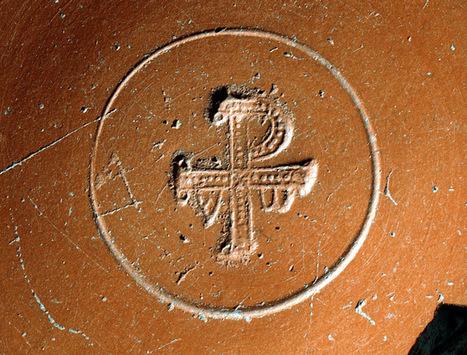 Archéologie paléochrétienne, carte des sites de fouilles | Education et TICE | Scoop.it