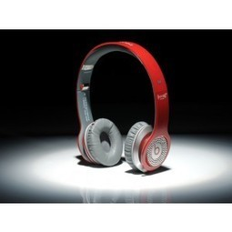 Beats by Dr. Dre Solo Diamond White Headphones Red MB202 | CheapBeatsbyDreoutlet | Scoop.it