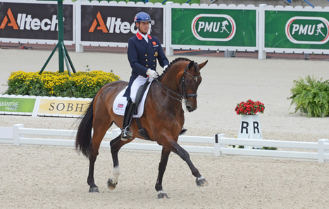 Carl Hester masters spooky Nip Tuck to win in Qatar - Horse & Hound | Equine massage | Scoop.it