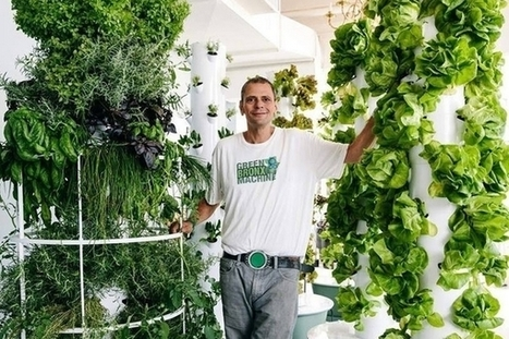 Green Bronx Machine : l'agriculture urbaine pour aider les élèves en difficulté | EFFICYCLE | Scoop.it