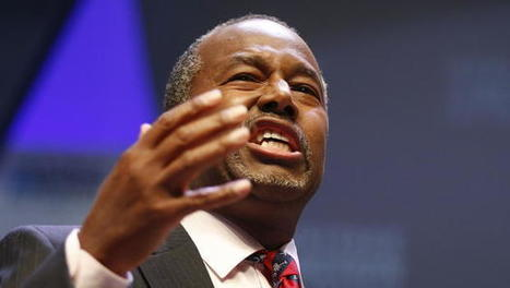 """Ben Carson suggests Holocaust could have been """"diminished"""" with guns - CBS News 