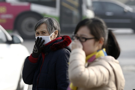 """Huffington Post: """"Toxic Tuesday: China's Air, Asbestos Debris, Mercury-Laden Fish And Fast Food"""" 