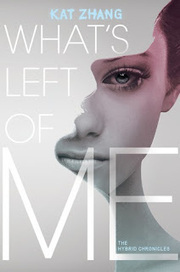 Belle's Bookshelf: Review: What's Left of Me by Kat Zhang | YAFic | Scoop.it