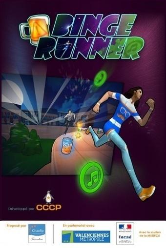 Un jeu vidéo pour prévenir les risques du «binge drinking» | Médicaments et E-santé | Scoop.it