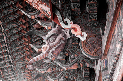 Gyeongju et le royaume de Silla | Le Parfum des Mandarines | Scoop.it
