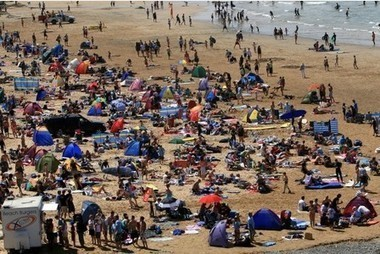 Cornwall looking set for a scorching summer | St Ives in Cornwall | Scoop.it