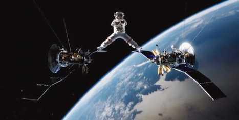 #Parody: Van Damme 'Epic Splits' Stunt In Space | Parody Videos | Scoop.it