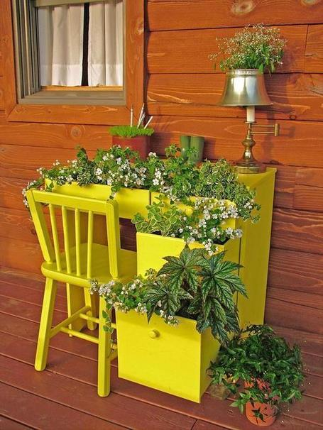 The perfect work area | Upcycled Garden Style | Scoop.it