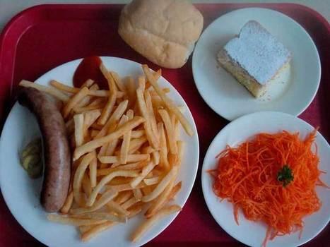 Comer en la escuela y (des)inteligencia: almuerzos escolares del mundo, diferencias culturales y culinarias (y -anti-educativas) | Maestr@s y redes de aprendizajes | Scoop.it