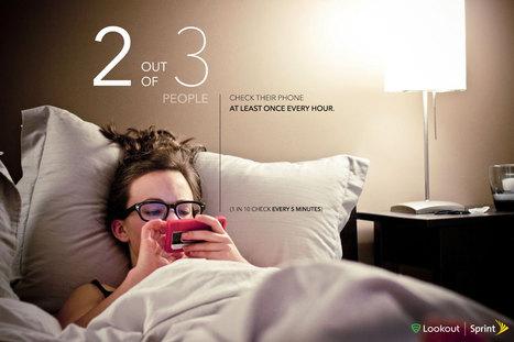 Sprint and Lookout Survey Reveals Consumers' Mobile Behaviors   business   Scoop.it