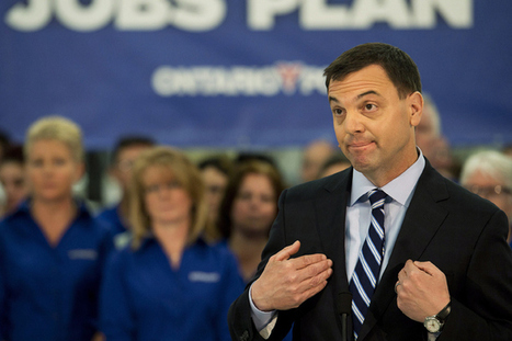 Privatizing Toronto's public transit an option if it would ease gridlock: Hudak | Ap Human Geo | Scoop.it
