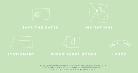 Paper Dates | Everything Else | Scoop.it