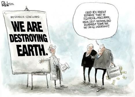 20 consejos para que los políticos sepan interpretar la ciencia | microBIO | Scoop.it