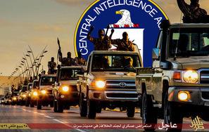 ISIS = CIA + MOSAD - Hezbolá Captura a Agente de la CIA al Mando de Al-Qaeda en Alepo | La R-Evolución de ARMAK | Scoop.it