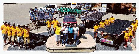 How do solar panels work? - Science Questions | HighlightsKids.com | Solar Power for Grades K-8 | Scoop.it