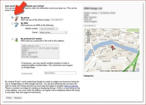 How to Claim & Set Up Local Profiles: From Google+ to Yelp | Search Engine Marketing Trends | Scoop.it
