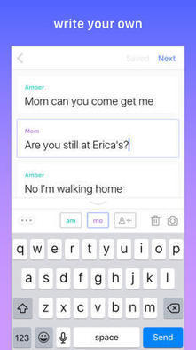 How Hooked's Clever UI Turns Teens Into Voracious Readers | Interface Usability and Interaction | Scoop.it