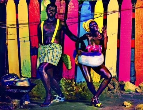 Paul Sika : L'appel de Lilian | | Cecile Fakhoury GalerieCecile Fakhoury Galerie | Afro design and contemporary arts | Scoop.it