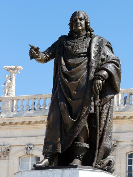 #293 ❘ Les réalisations architecturales sous Stanislas Leszczynski ❘ XVIIIème siècle | # HISTOIRE DES ARTS - UN JOUR, UNE OEUVRE - 2013 | Scoop.it