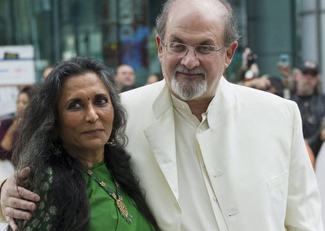 Salman Rushdie sold his Midnight's Children rights to Deepa Mehta for a dollar | Be Bright - rights exchange news | Scoop.it