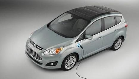 Will Electric Cars Soon Be Solar-Powered? - DailyFinance | automobile issues | Scoop.it