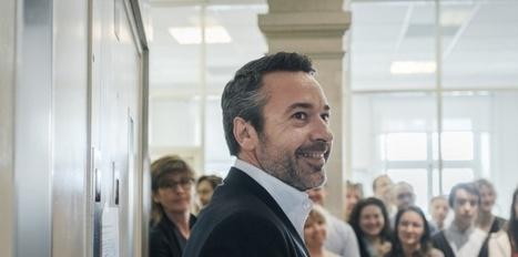 """Matthieu Croissandeau, élu directeur de la rédaction du """"Nouvel Observateur""""   Les médias face à leur destin   Scoop.it"""
