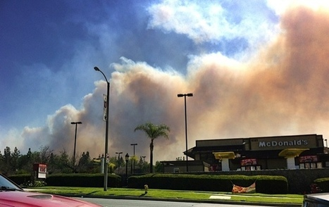 Record Heat And Drought Help Kick Off California Wildfire Season In Full | Sustain Our Earth | Scoop.it