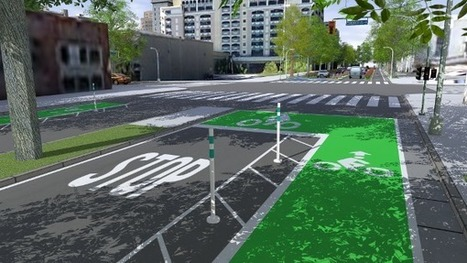 City planning software jumps on the protected bike lane trend | Inteligência Geográfica | Scoop.it