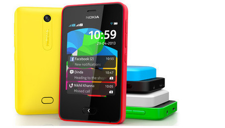 Nokia Asha 501 Review , Specifications & Price - PcGin | PcGin - PC, Gadgets, Tablets, Phones, Laptops | Scoop.it