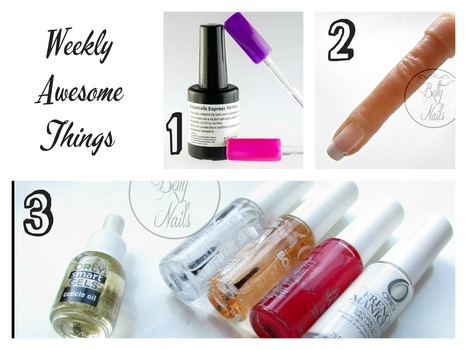Betty Nails: NEWS | Weekly news | Betty Nails | Scoop.it