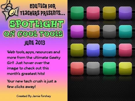 Edutech for Teachers » The Geeky Girl's Greatest Hits: Volume VI | 21st Century Technology Integration | Scoop.it