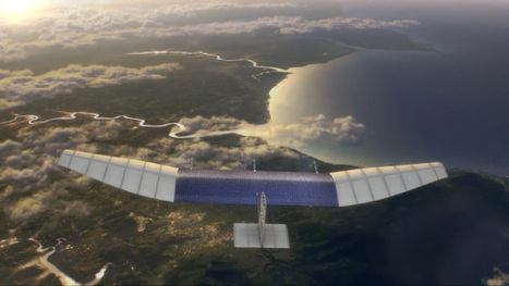 """Facebook Will Deliver Internet Via Drones With """"Connectivity Lab"""" Project Powered By Acqhires From Ascenta 