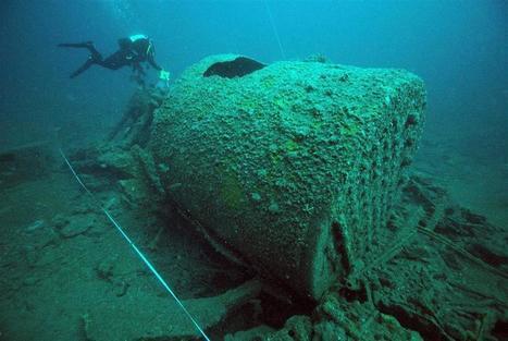 En el sur de Inglaterra hay más de 1.000 naufragios de la Primera Guerra Mundial | Arqueología submarina y subacuática, Navegación histórica,  Ciencias y Técnicas Auxiliares y afines. Investigando en Arqueología  Submarina. | Scoop.it