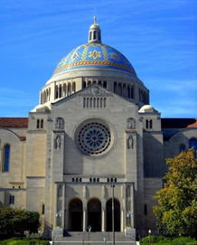 Basilica of the National Shrine, Washington   All Religious and Holy Places   TechKev   Scoop.it