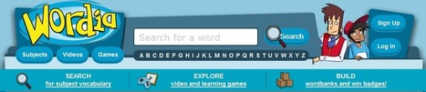 Wordia - games and resources to educate across all ages, and the whole curriculum | Recursos para CLIL | Scoop.it
