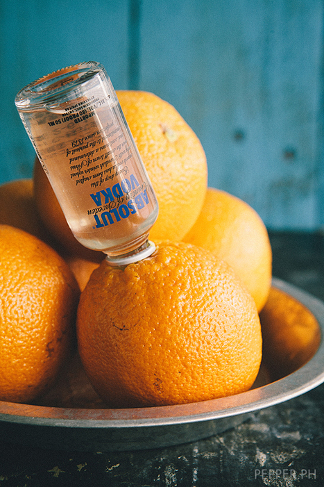 How to HACK Your Booze | Citrus Science | Scoop.it